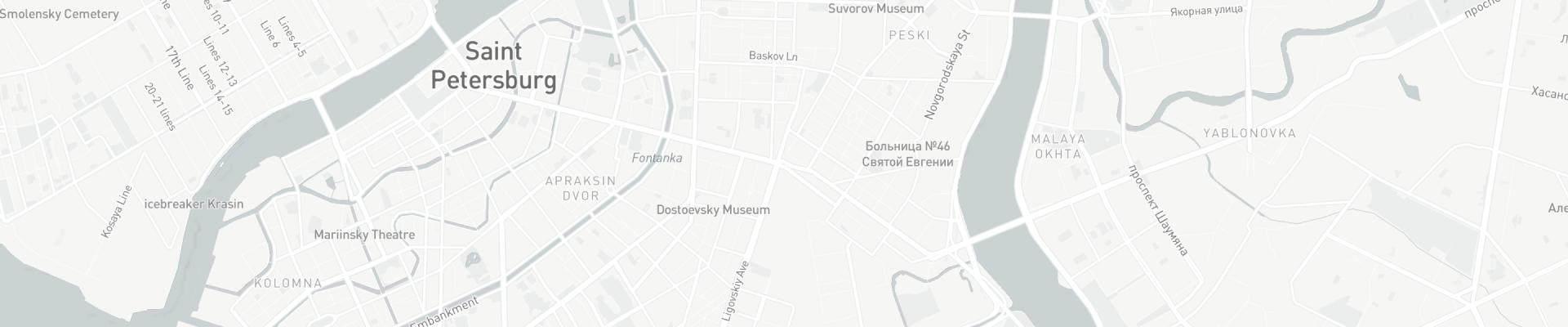 Санкт-Петербург, ул. Достоевского, 21 м. Лиговский проспект